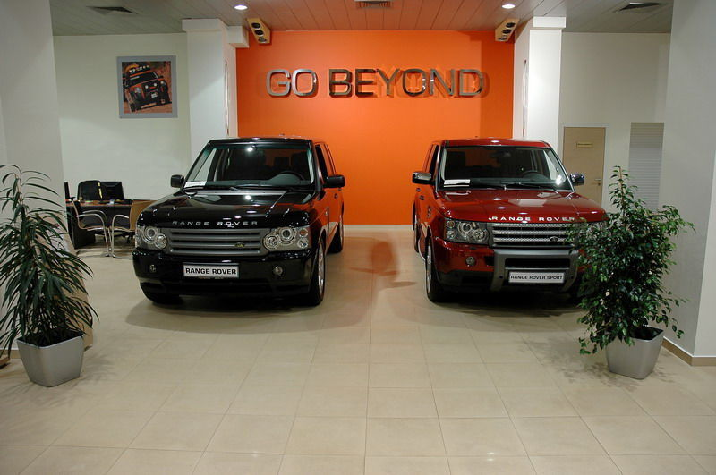 Jaguar Land Rover Musa Motors Inchcape